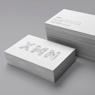 Picture of Business Cards Triple Layered 800gsm