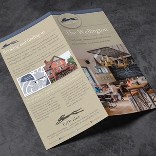Picture of Leaflets Folded - DL 4pp