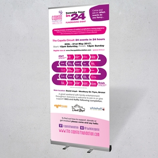 Picture of 1000mm Roller Banners