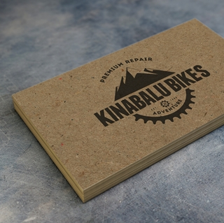 Picture of Business Cards Kraft