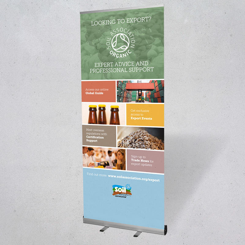 Picture of 800mm Roller Banners
