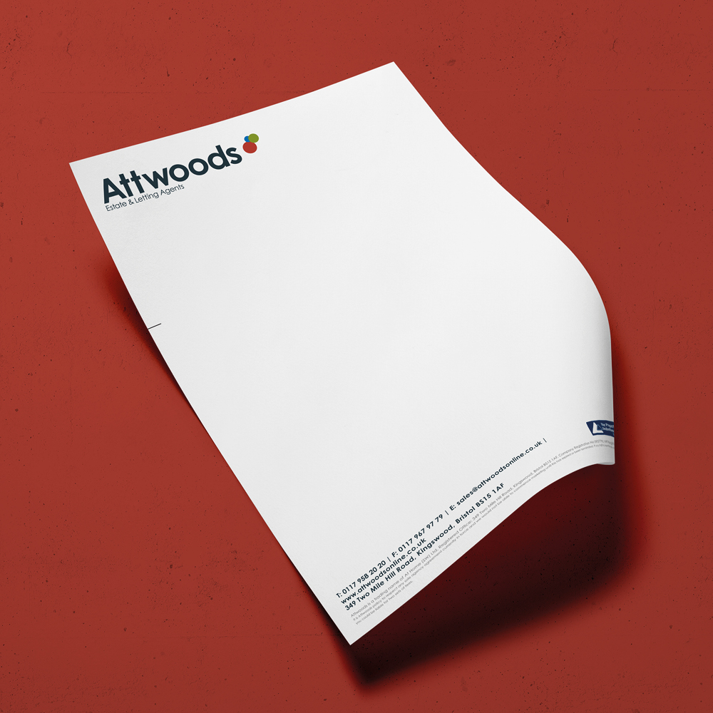 Picture of Letterheads & Compliment Slips
