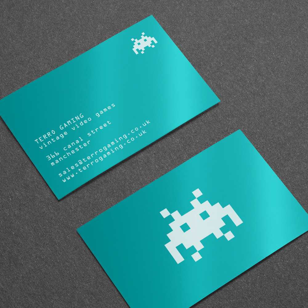 Picture of Business Cards Laminated